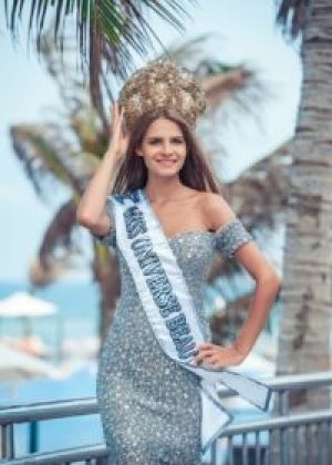 GRAND- PRIX MISS UNIVERSE BEAUTY Костенко Мария (Украина)