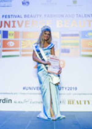 Grand-Prix Best Photo Model Universe Beauty 2019 Костенко Анна