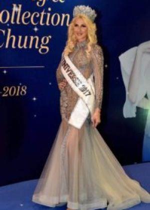 GRAND-PRIX Mrs. UNIVERSE 2018 Ершова Инна