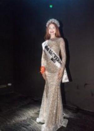 Mrs. UNIVERSE 2018 / SILVER Бекишева Мария (Россия)