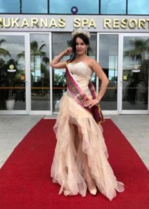 Mrs. Universe Beauty 2019 Воробьева Владлена