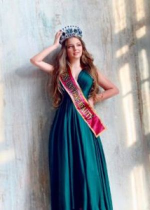 Teen Miss Universe Beauty 2019 Британь Анастасия
