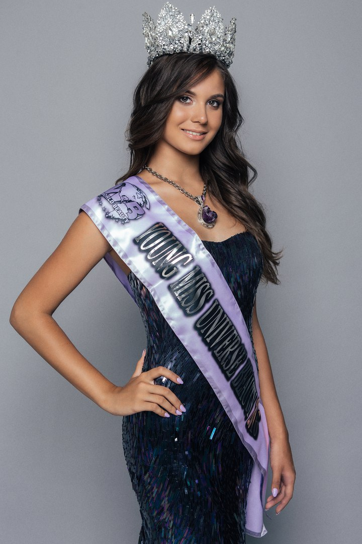 Итоги конкурса красоты «MISS UNIVERSE BEAUTY 2016»